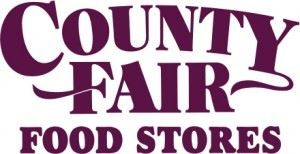 County Fair Food Stores Logo