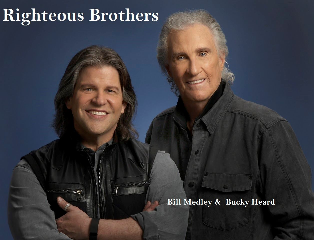 RIGHTEOUS BROTHERS (CASUAL)